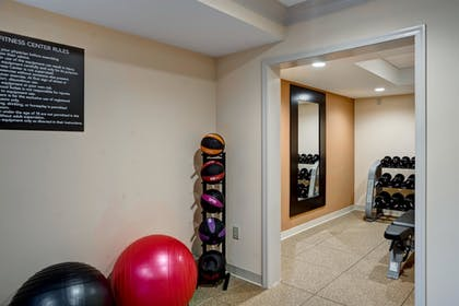 Fitness Facility | Homewood Suites by Hilton Eatontown