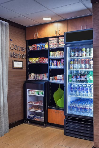 Snack Bar | Fairfield Inn and Suites by Marriott Anchorage