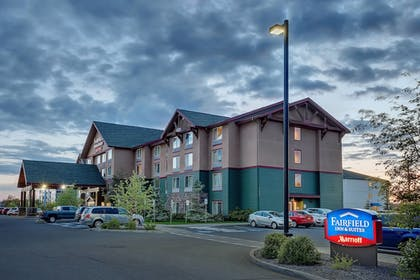 Exterior | Fairfield Inn and Suites by Marriott Anchorage