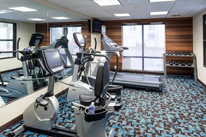 Sports Facility | Fairfield Inn and Suites by Marriott Anchorage