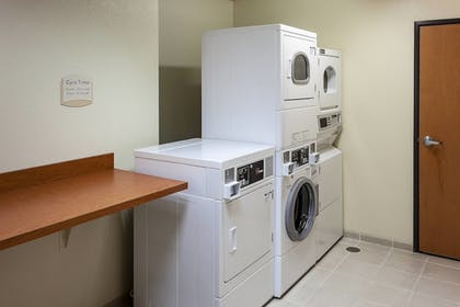 Laundry Room | Fairfield Inn and Suites by Marriott Anchorage