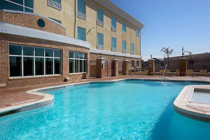 Pool | Holiday Inn Express Hotel & Suites Pearland