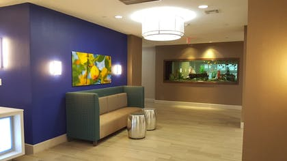 Interior Entrance | Holiday Inn Express Hotel & Suites Pearland