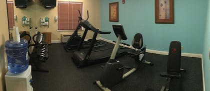Fitness Facility   Holiday Inn Express & Suites Alice