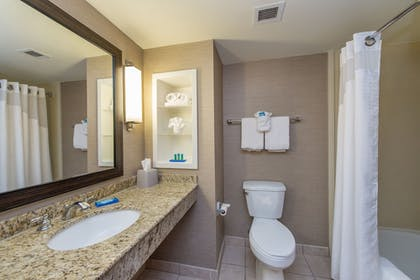 In-Room Amenity | Holiday Inn Express Hotel & Suites Auburn