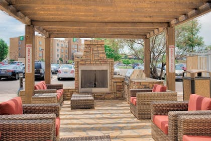 Terrace/Patio | Towneplace Suites by Marriott Las Cruces