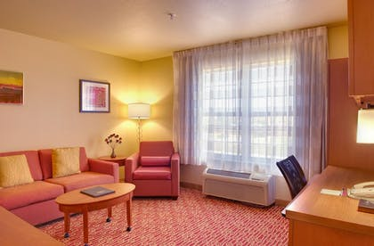 Living Area | Towneplace Suites by Marriott Las Cruces
