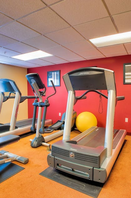 Gym | Towneplace Suites by Marriott Las Cruces