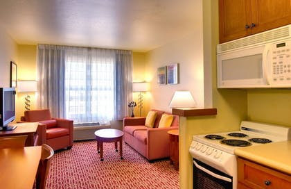 In-Room Kitchenette | Towneplace Suites by Marriott Las Cruces