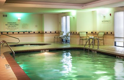 Indoor Pool | SpringHill Suites by Marriott Dallas DFW Airport N/Grapevine