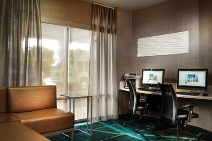 Business Center | SpringHill Suites by Marriott Dallas DFW Airport N/Grapevine