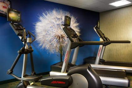 Gym | SpringHill Suites by Marriott Dallas DFW Airport N/Grapevine
