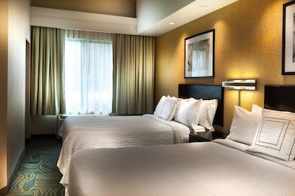 Room | SpringHill Suites by Marriott Dallas DFW Airport N/Grapevine