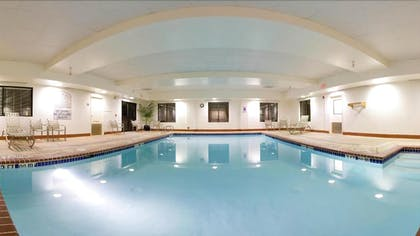Indoor Pool | Holiday Inn Express Hotel & Suites Richmond North Ashland
