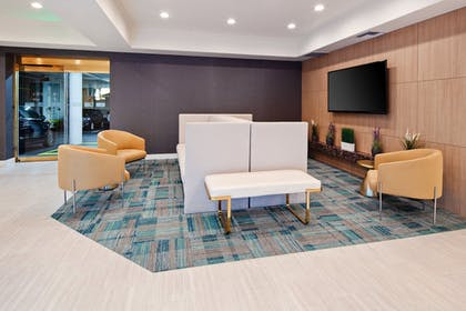 Interior | Holiday Inn Express Hotel & Suites Hollywood Walk of Fame