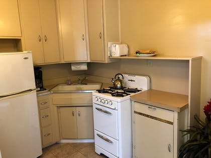 In-Room Kitchen | A Place In The Sun