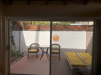 Terrace/Patio | A Place In The Sun