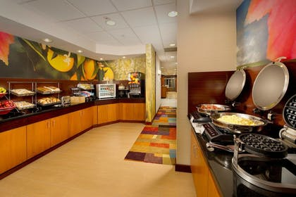 Restaurant | Fairfield Inn & Suites Germantown Gaithersburg