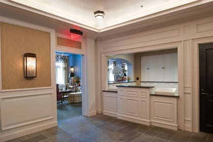 Check-in/Check-out Kiosk | Colgate Inn