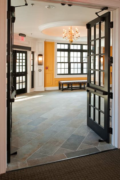 Interior Entrance | Colgate Inn