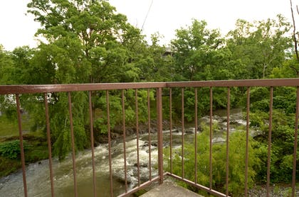 View from Hotel |  | Creekstone Inn