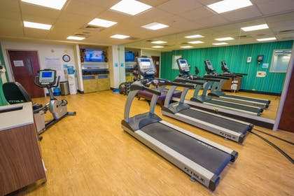 Fitness Facility | Holiday Inn Express Hotel & Suites Pasco-Tri Cities