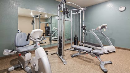 Fitness Facility | Best Western Harbour Pointe Lakefront