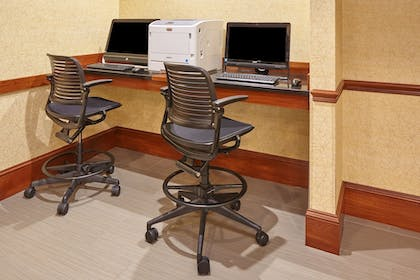 Business Center | Holiday Inn Express Hotel & Suites Grand Rapids - South