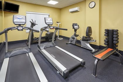 Fitness Facility | Holiday Inn Express Hotel & Suites Grand Rapids - South