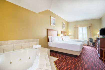 Jetted Tub | Holiday Inn Express Hotel & Suites Woodbridge