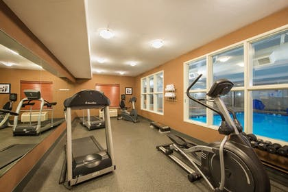 Fitness Facility   Holiday Inn Express Hotel & Suites Douglas