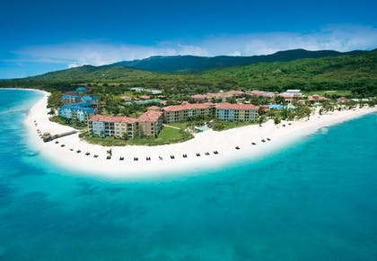 Aerial View | Sandals South Coast