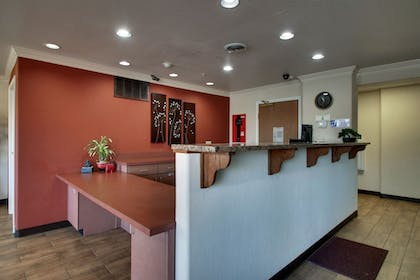 Reception | All Towne Suites