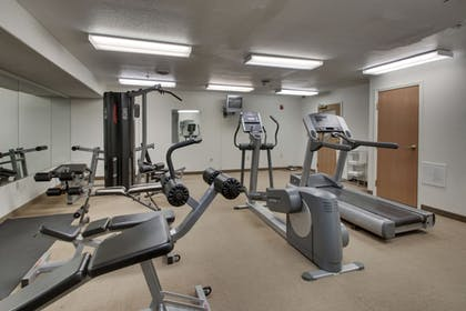 Fitness Facility | All Towne Suites