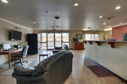 Living Area | All Towne Suites