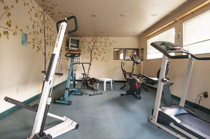 Fitness Facility | Carson City Plaza Hotel and Event Center
