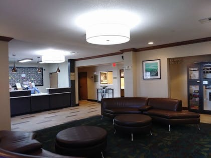 Interior Entrance | Candlewood Suites Tulsa