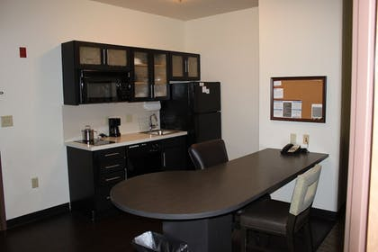 In-Room Kitchen | Candlewood Suites Tulsa