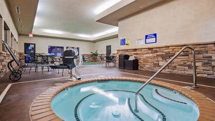 Indoor Pool | SureStay Plus Hotel by Best Western Coffeyville
