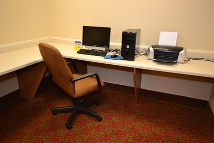 Business Center | SureStay Plus Hotel by Best Western Coffeyville