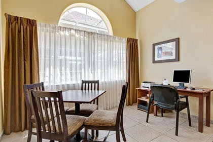 Business Center | Microtel Inn & Suites by Wyndham San Antonio Airport North