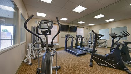 Fitness Facility | Best Western Plus Country Park Hotel