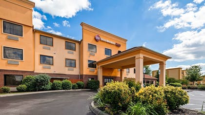 Featured Image | Best Western Plus Strawberry Inn & Suites