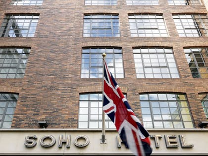 Featured Image | The Soho Hotel