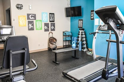Fitness Facility | Aarchway Inn