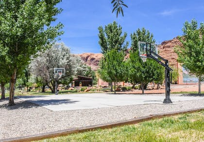 Basketball Court | Aarchway Inn