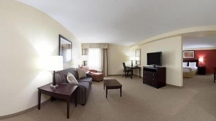 Living Room | Holiday Inn Express & Suites Ft. Lauderdale N - Exec Airport