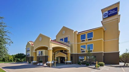 Featured Image | Best Western Executive Inn