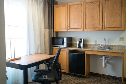 In-Room Kitchenette | Holiday Inn Express Hotel & Suites Chanhassen