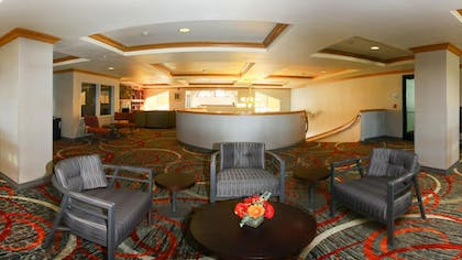Hotel Interior | Holiday Inn Express Hotel & Suites Boise West - Meridian